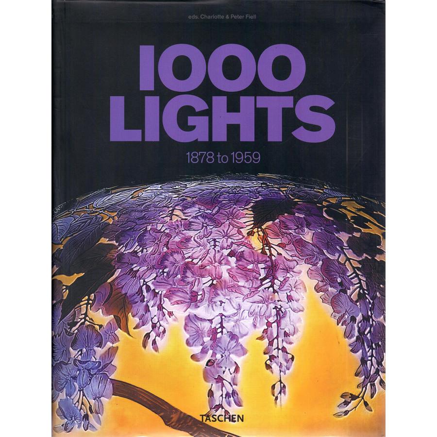 1000 Lights Vol. 1. 1878 to 1959: 1870-1959 v. 1
