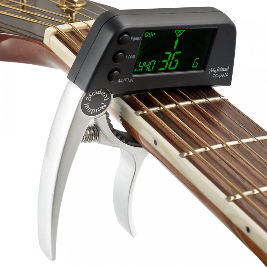 Kẹp Tăng Âm Đàn Guitar