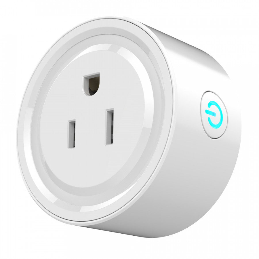 Wifi Smart Plug Wi-Fi Enabled Mini Socket App Remote Control Wireless Portable Automatic Timer Sockets with ON/OFF - 2370455 , 6335244665451 , 62_15521065 , 372000 , Wifi-Smart-Plug-Wi-Fi-Enabled-Mini-Socket-App-Remote-Control-Wireless-Portable-Automatic-Timer-Sockets-with-ON-OFF-62_15521065 , tiki.vn , Wifi Smart Plug Wi-Fi Enabled Mini Socket App Remote Control W