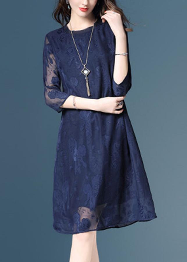 Đầm  Vintage Dịu Dàng Korea TT - KR37