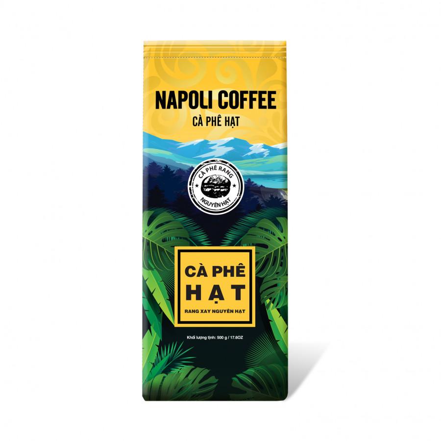 Cà phê dạng hạt Napoli (500g)