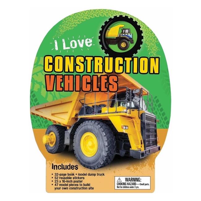 I Love Construction Vehicles - 1695923 , 7452851428251 , 62_11778028 , 557000 , I-Love-Construction-Vehicles-62_11778028 , tiki.vn , I Love Construction Vehicles