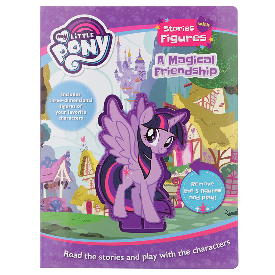 My Little Pony - Stories With Figures A Magical Friendship