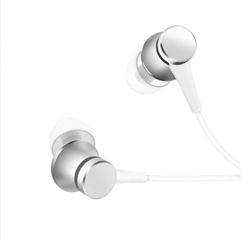 Xiaomi Piston Earphone In-ear 3.5mm Basic Fresh Version Colorful Edition Headset With Mic For Mobile Phone