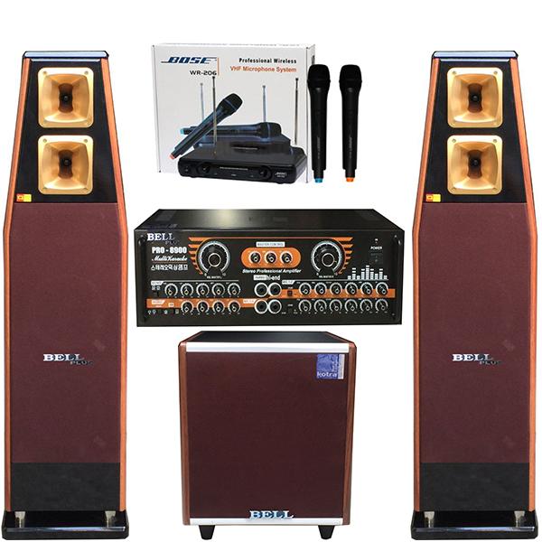 Dàn karaoke và nghe nhạc BellPlus PA - 8900 II - Hàng chính hãng - 20104772 , 7587010816607 , 62_12295457 , 12700000 , Dan-karaoke-va-nghe-nhac-BellPlus-PA-8900-II-Hang-chinh-hang-62_12295457 , tiki.vn , Dàn karaoke và nghe nhạc BellPlus PA - 8900 II - Hàng chính hãng