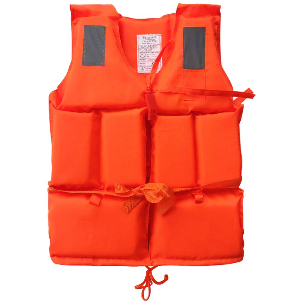 Adult Life Vest Jacket Swimming Boating Beach Outdoor Life Safety Jacket - Orange - 15720941 , 6655994575160 , 62_28704633 , 331200 , Adult-Life-Vest-Jacket-Swimming-Boating-Beach-Outdoor-Life-Safety-Jacket-Orange-62_28704633 , tiki.vn , Adult Life Vest Jacket Swimming Boating Beach Outdoor Life Safety Jacket - Orange