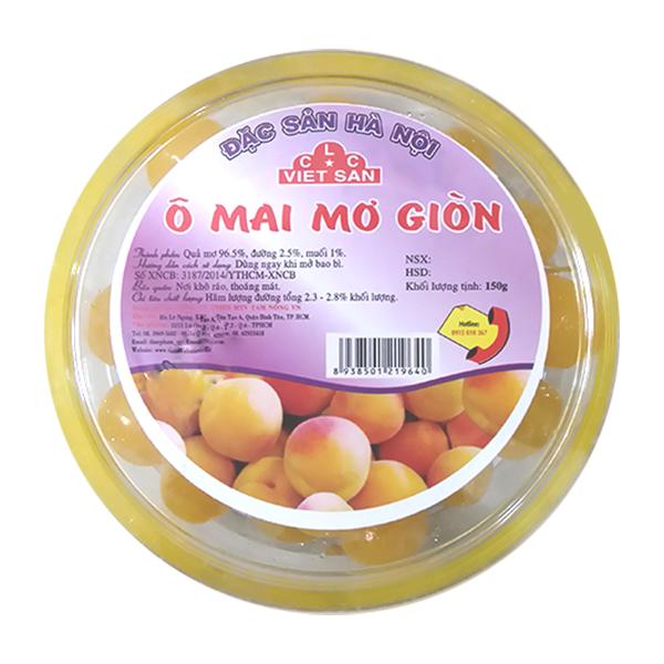 Ô Mai Mơ Giòn Việt San 150G