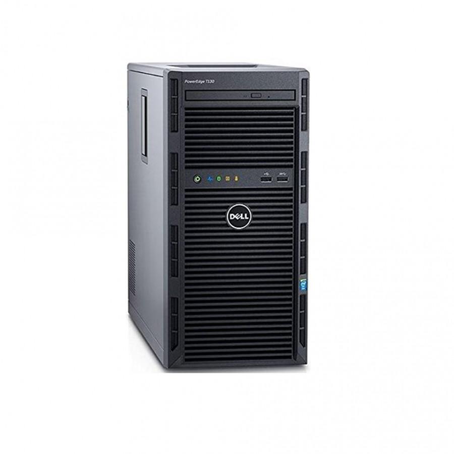 Máy chủ Dell PowerEdge T130 E3-1220 v6 - Hàng chính hãng - 7526976 , 4816399549367 , 62_16330531 , 28500000 , May-chu-Dell-PowerEdge-T130-E3-1220-v6-Hang-chinh-hang-62_16330531 , tiki.vn , Máy chủ Dell PowerEdge T130 E3-1220 v6 - Hàng chính hãng