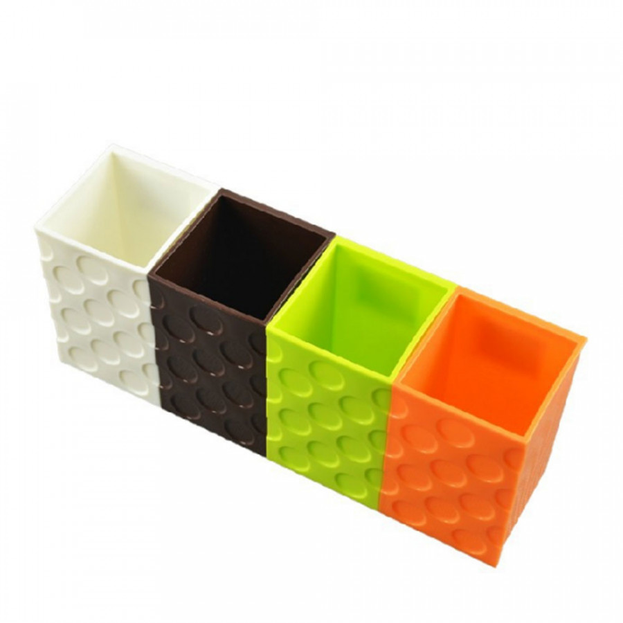 Magnetic Storage Box Organizer Rack Convenient Random Delivery PP Hanging Save Space