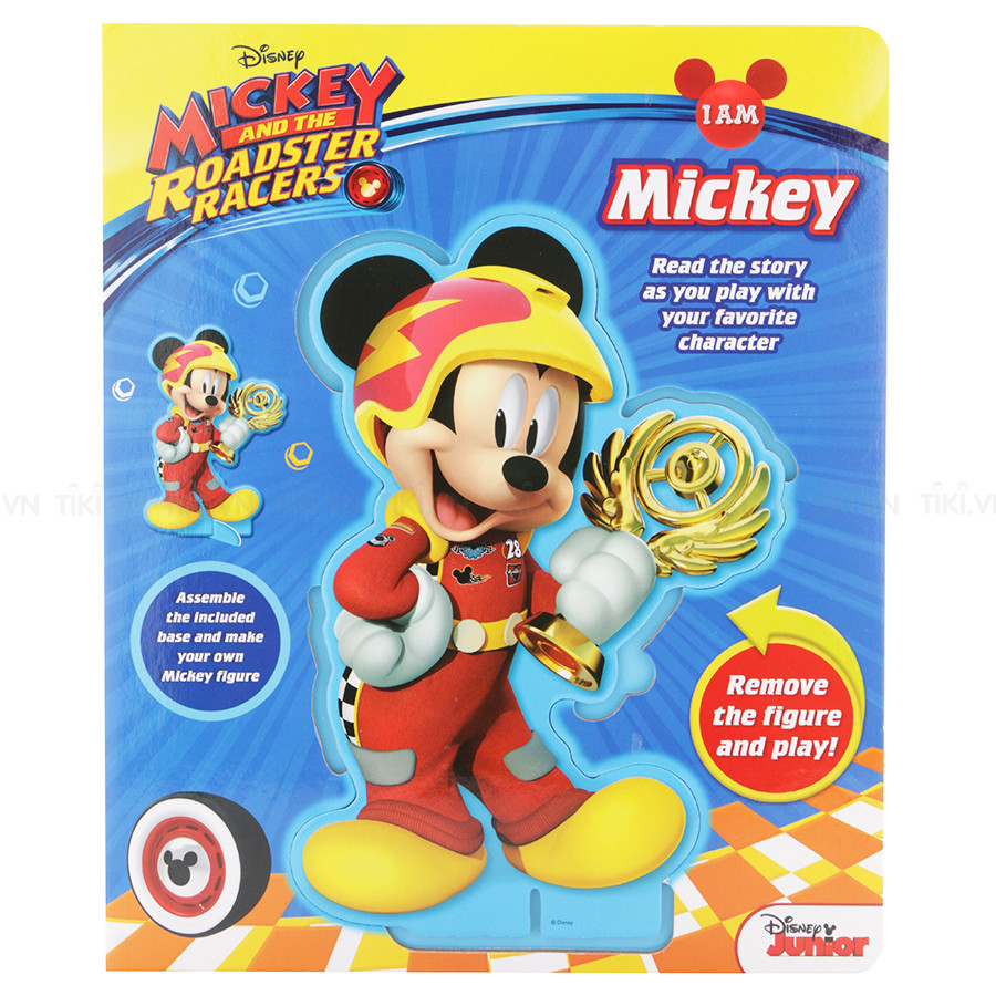Disney Mickey And The Roadster Racers - I Am Mickey