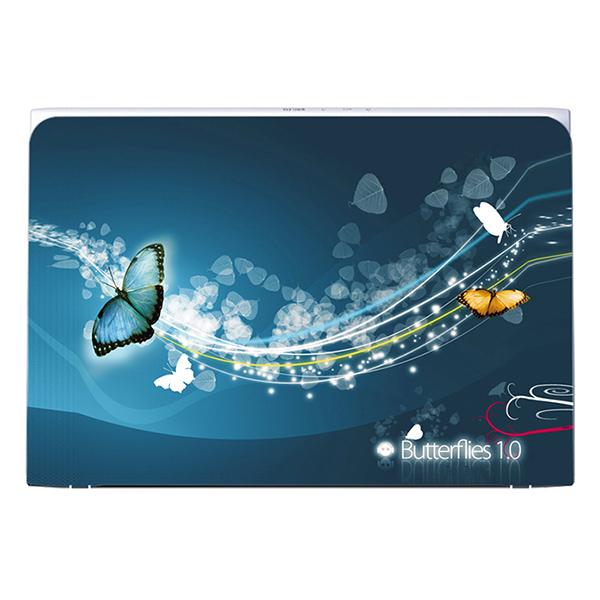 Mẫu Dán Decal Laptop Nghệ Thuật  LTNT- 14