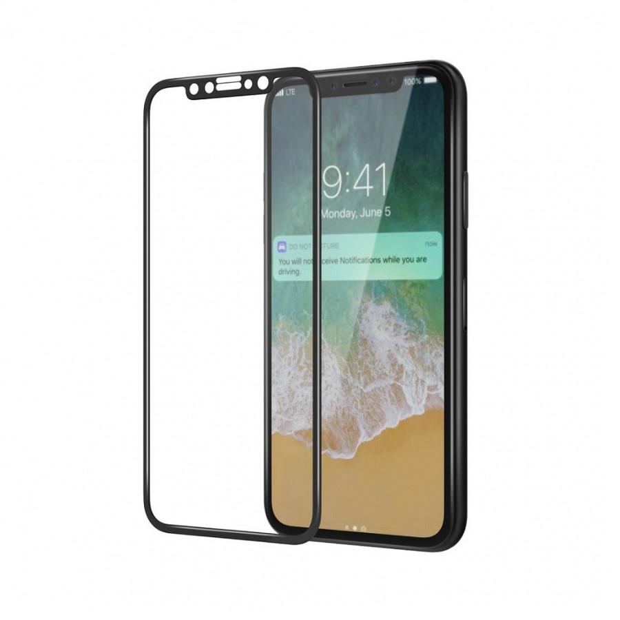 Kính cường lực Full màn hình cho Apple iPhone X/XS - 1290001 , 4836745764176 , 62_13626427 , 650000 , Kinh-cuong-luc-Full-man-hinh-cho-Apple-iPhone-X-XS-62_13626427 , tiki.vn , Kính cường lực Full màn hình cho Apple iPhone X/XS