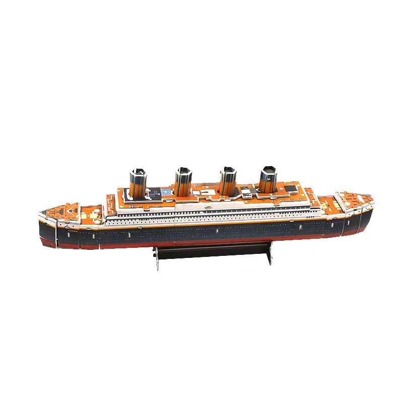 Mô hình giấy tàu thuyền - 2280820 , 9849641185704 , 62_14615064 , 90000 , Mo-hinh-giay-tau-thuyen-62_14615064 , tiki.vn , Mô hình giấy tàu thuyền
