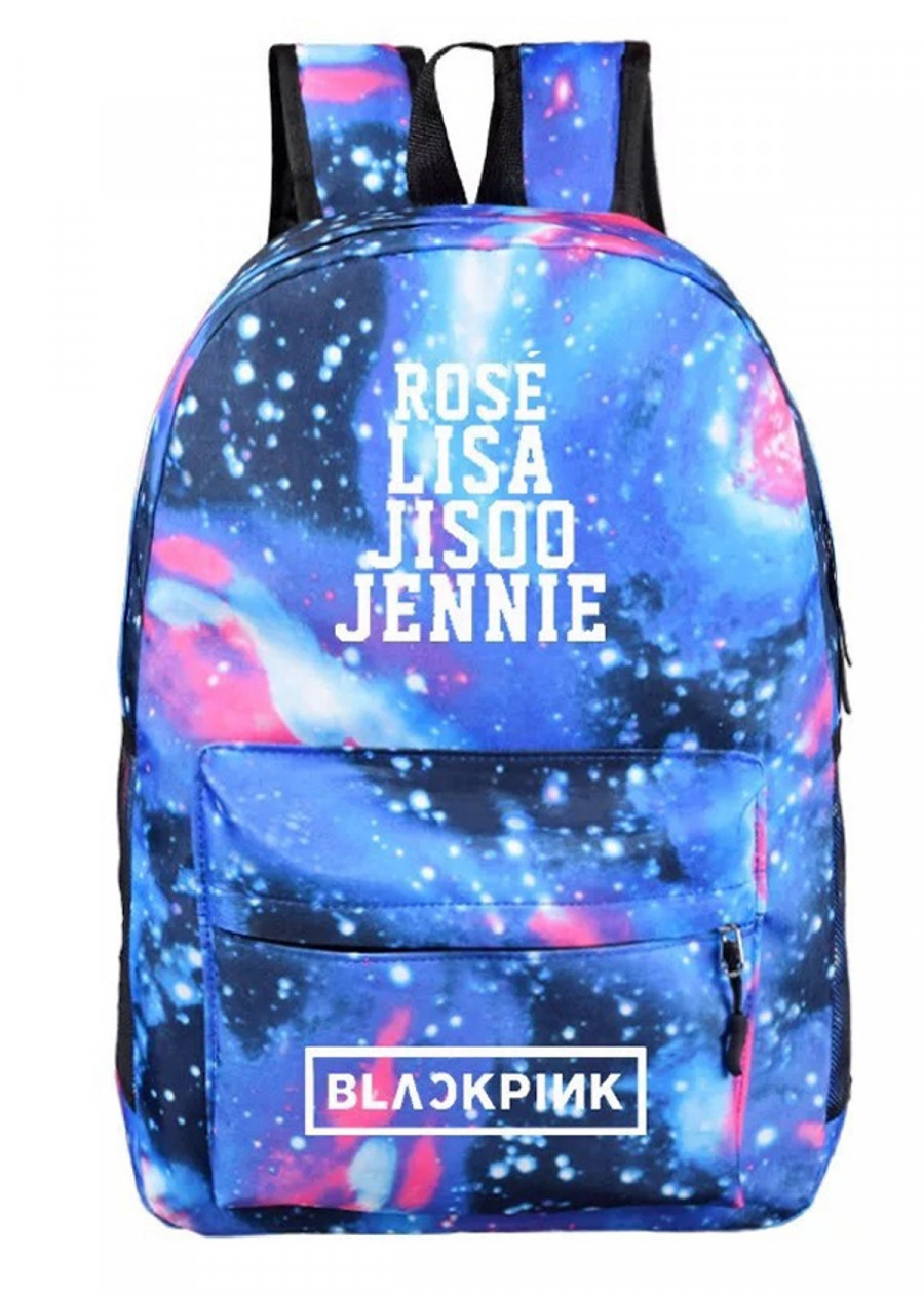 Balo galaxy Blackpink cặp sách blackpink