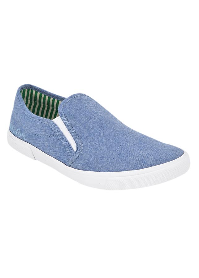 Giày Vải Nữ MIDO'S 79-MD5-JEAN5 - Xanh Jeans