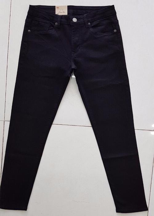 quần jean nữ ống suông 4