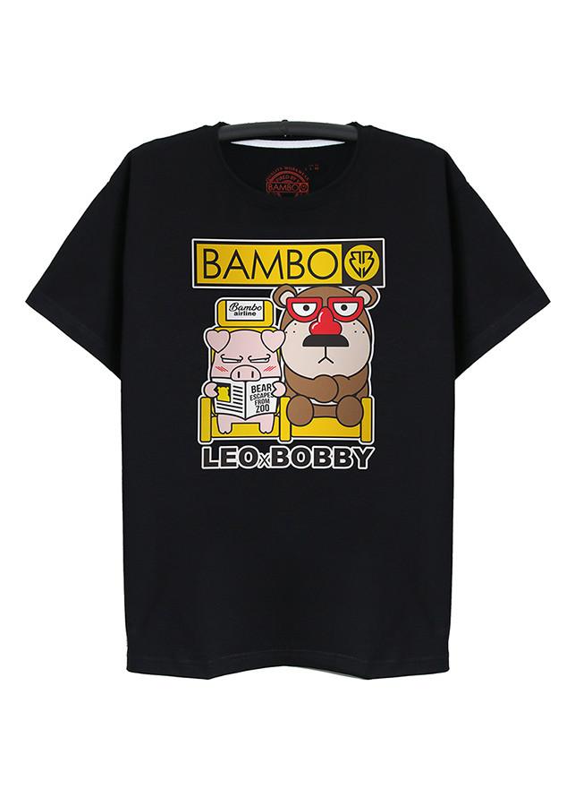Áo Thun Nữ Bambo LeoBob-W - 2360604 , 4637884070018 , 62_15404718 , 395000 , Ao-Thun-Nu-Bambo-LeoBob-W-62_15404718 , tiki.vn , Áo Thun Nữ Bambo LeoBob-W