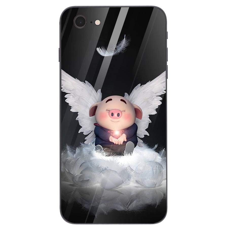 Ốp kính cường lực dành cho điện thoại iPhone 7/8 - heo hồng - hh083 - 1739263 , 4937352445455 , 62_13627033 , 204000 , Op-kinh-cuong-luc-danh-cho-dien-thoai-iPhone-7-8-heo-hong-hh083-62_13627033 , tiki.vn , Ốp kính cường lực dành cho điện thoại iPhone 7/8 - heo hồng - hh083
