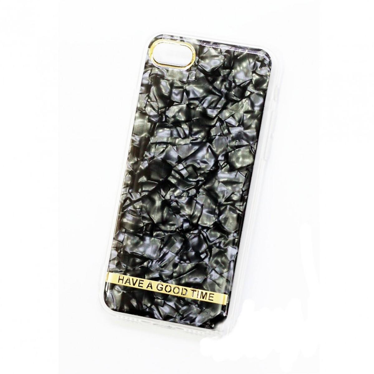 Ốp Cẩm Thạch Dành Cho iPhone - Mẫu 7 - iPhone 7 Plus