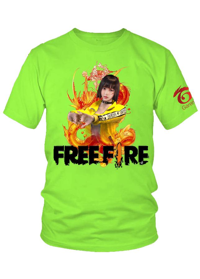 Áo thun nữ game Free Fire Kelly M6 - 2369811 , 7729273662168 , 62_15517720 , 179000 , Ao-thun-nu-game-Free-Fire-Kelly-M6-62_15517720 , tiki.vn , Áo thun nữ game Free Fire Kelly M6