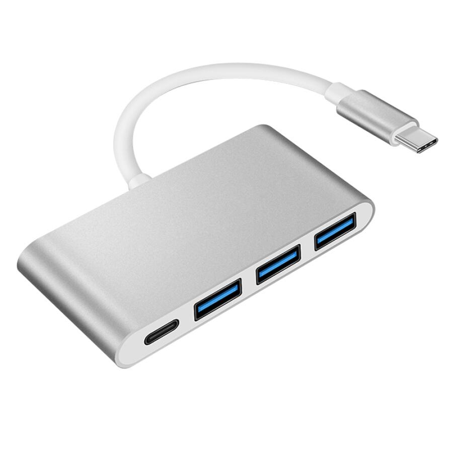 Bộ Chuyển đổi USB Type-C  HYUNDAI HYTC-MK120