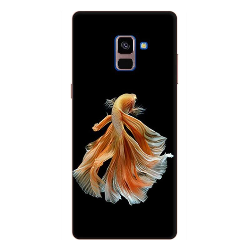 Ốp Lưng Dành Cho Samsung Galaxy A8 Plus - Mẫu 120