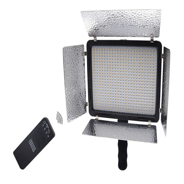 Mcoplus LED-520B CRI95+ Bi-color Ultra-thin 2.4GHz Remote control