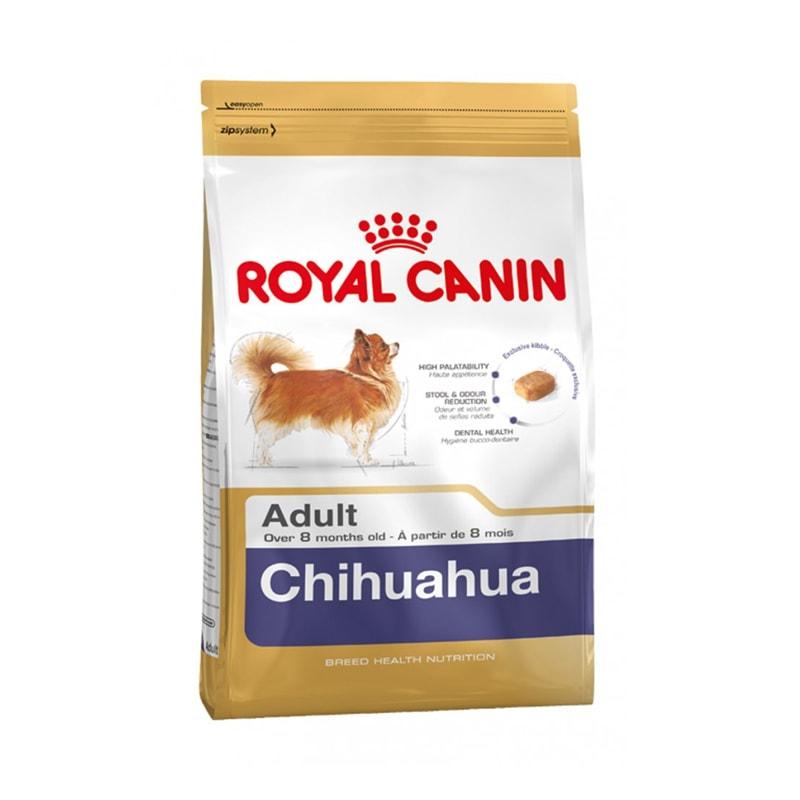 Thức ăn cho chó Royal Canin Chihuahua Adult 1,5kg - 1885083 , 3686662737613 , 62_14421845 , 136000 , Thuc-an-cho-cho-Royal-Canin-Chihuahua-Adult-15kg-62_14421845 , tiki.vn , Thức ăn cho chó Royal Canin Chihuahua Adult 1,5kg