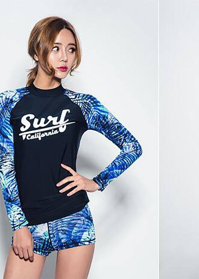 Đồ Bơi Tay Dài Nữ - Chữ Surf - 2173551 , 7628207636681 , 62_13942634 , 450000 , Do-Boi-Tay-Dai-Nu-Chu-Surf-62_13942634 , tiki.vn , Đồ Bơi Tay Dài Nữ - Chữ Surf