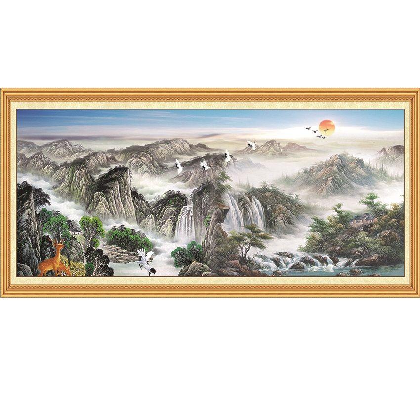 Tranh dán tường hình núi tiên tuyệt sắc hữu tình 3D với nền vải lụa cực kỳ cao cấp - 2143976 , 8969379999754 , 62_13669245 , 550000 , Tranh-dan-tuong-hinh-nui-tien-tuyet-sac-huu-tinh-3D-voi-nen-vai-lua-cuc-ky-cao-cap-62_13669245 , tiki.vn , Tranh dán tường hình núi tiên tuyệt sắc hữu tình 3D với nền vải lụa cực kỳ cao cấp