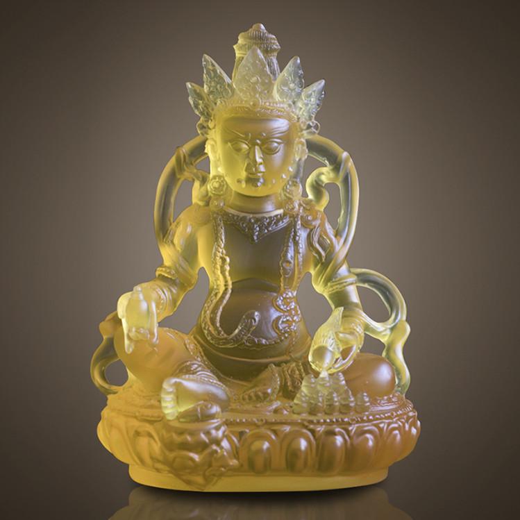 Tượng Hoàng Thần Tài MS037-01 20cm
