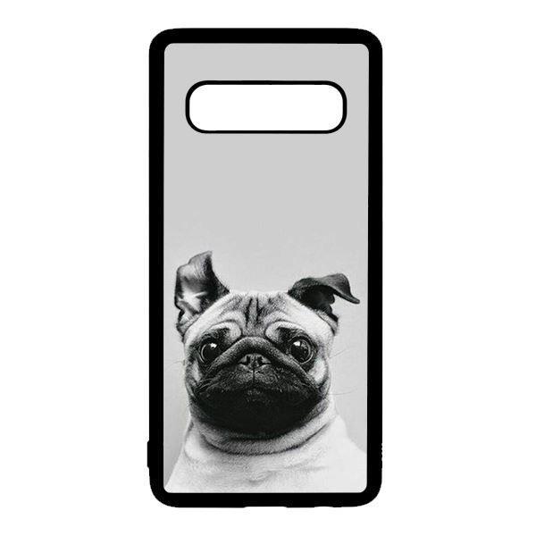 Ốp lưng điện thoại dành cho Samsung S10 Plus Pulldog Nghiêm Túc