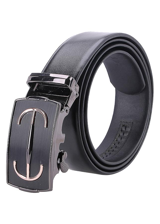 Thắt Lưng Nam Da Thuộc VL Leather VLD0003 - Đen