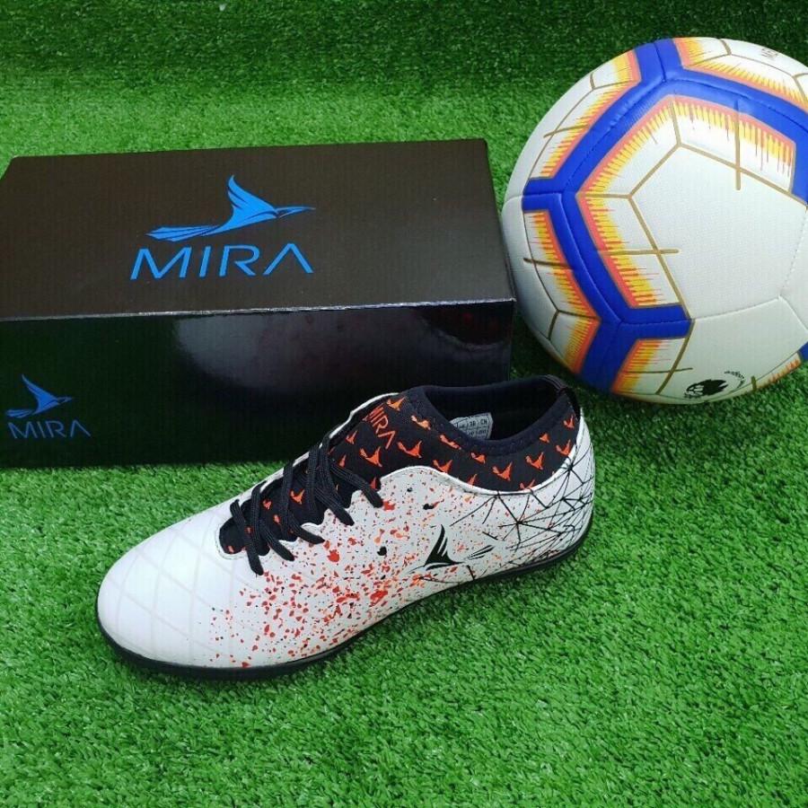 Giày đá bóng sân cỏ nhân tạo chính hãng Mira 03 trắng khâu full đế tặng tất(vớ) Mira - 1511511 , 1029433830526 , 62_13943726 , 400000 , Giay-da-bong-san-co-nhan-tao-chinh-hang-Mira-03-trang-khau-full-de-tang-tatvo-Mira-62_13943726 , tiki.vn , Giày đá bóng sân cỏ nhân tạo chính hãng Mira 03 trắng khâu full đế tặng tất(vớ) Mira