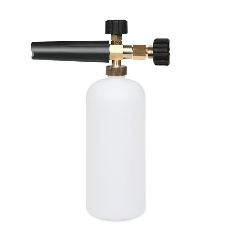 Bình xà phòng phun bọt tuyết dùng cho máy bơm xịt rửa ô tô - 804261 , 5868637216066 , 62_10130789 , 395000 , Binh-xa-phong-phun-bot-tuyet-dung-cho-may-bom-xit-rua-o-to-62_10130789 , tiki.vn , Bình xà phòng phun bọt tuyết dùng cho máy bơm xịt rửa ô tô