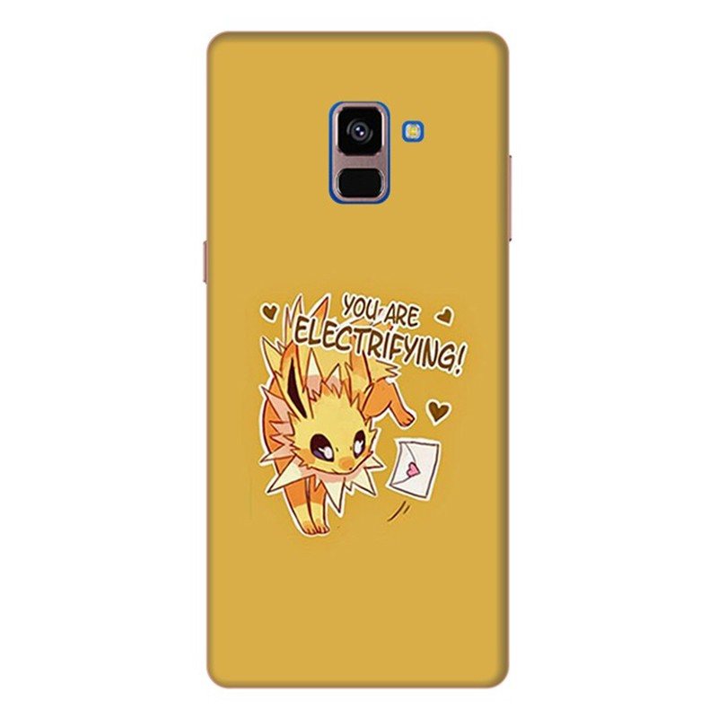 Ốp Lưng Dành Cho Samsung Galaxy A8 Plus - Mẫu 188