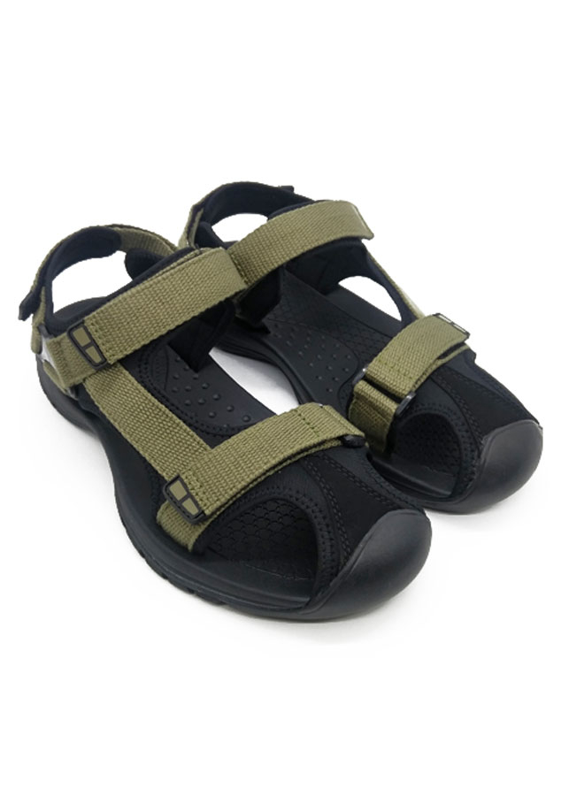 Giày Sandal Nam Bít Mũi Rova RV25