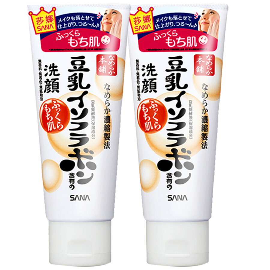 Sana (SANA) soy milk skin double cleansing suits 150g * 2