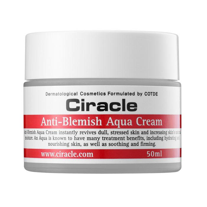Kem dưỡng da trị mụn Ciracle Anti-Blemish Aqua Cream 50ml - 978269 , 4831733755099 , 62_2452409 , 400000 , Kem-duong-da-tri-mun-Ciracle-Anti-Blemish-Aqua-Cream-50ml-62_2452409 , tiki.vn , Kem dưỡng da trị mụn Ciracle Anti-Blemish Aqua Cream 50ml