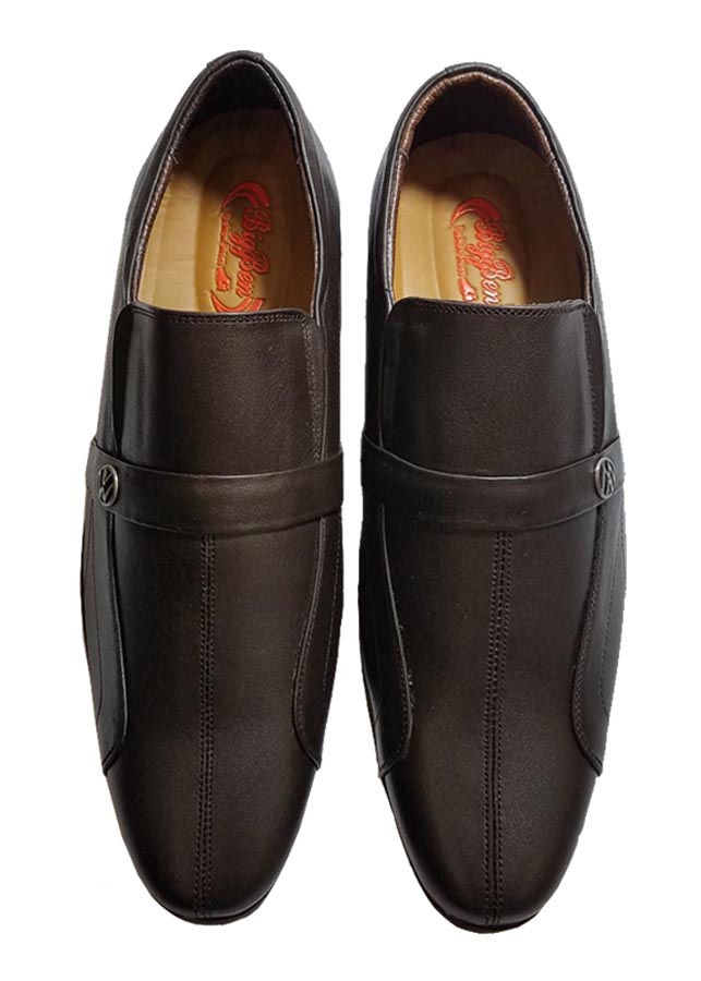 Giày Tây Nam BIGGBEN Da Bò Thật Cao Cấp GT58