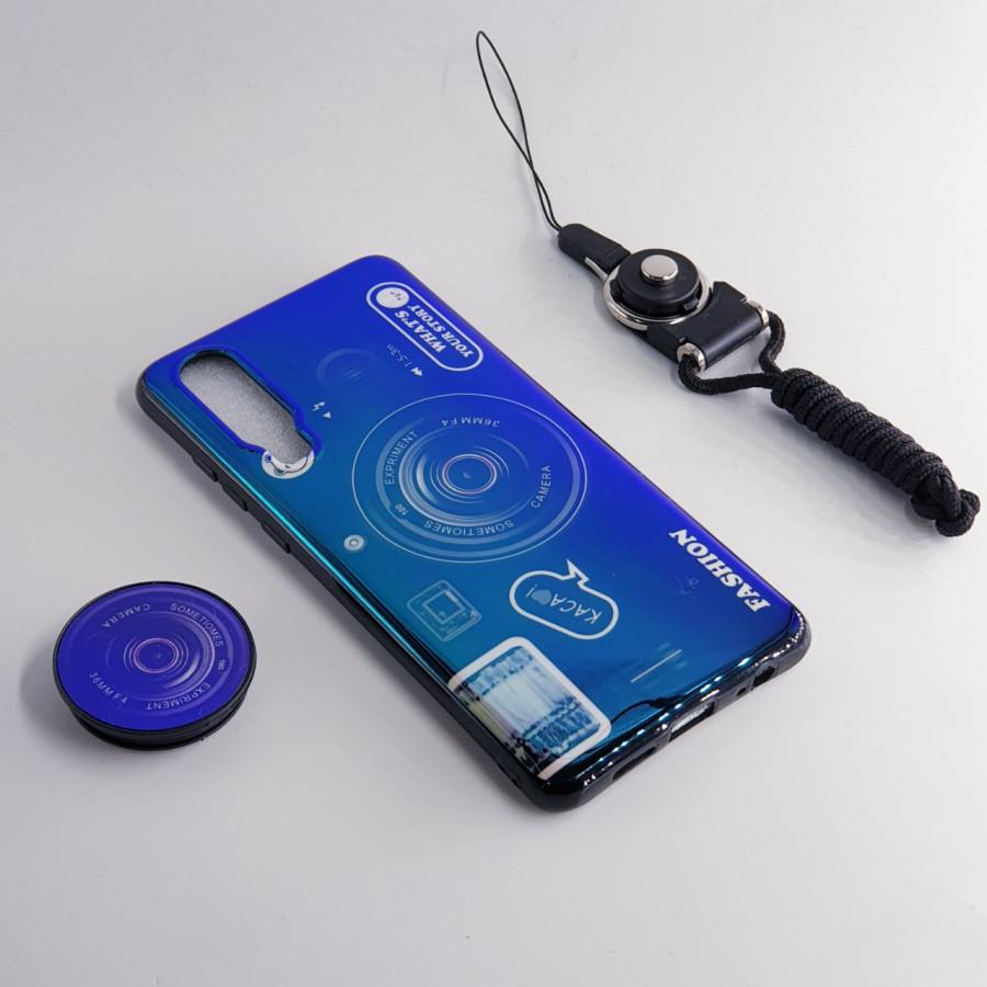 Ốp lưng hình máy ảnh kèm giá đỡ và dây đeo dành cho Huawei P30,P30 Pro,P30 Lite - 1975261 , 1725662610556 , 62_15337052 , 150000 , Op-lung-hinh-may-anh-kem-gia-do-va-day-deo-danh-cho-Huawei-P30P30-ProP30-Lite-62_15337052 , tiki.vn , Ốp lưng hình máy ảnh kèm giá đỡ và dây đeo dành cho Huawei P30,P30 Pro,P30 Lite