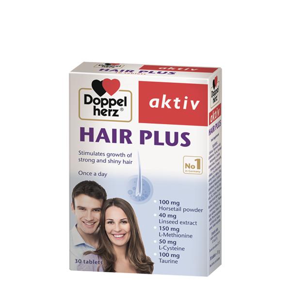 Thực Phẩm Chức Năng Viên Uống Ngăn Rụng Tóc DoppelHerz Hair Plus (30 viên) - 1095957 , 5956343462775 , 62_3881765 , 545000 , Thuc-Pham-Chuc-Nang-Vien-Uong-Ngan-Rung-Toc-DoppelHerz-Hair-Plus-30-vien-62_3881765 , tiki.vn , Thực Phẩm Chức Năng Viên Uống Ngăn Rụng Tóc DoppelHerz Hair Plus (30 viên)