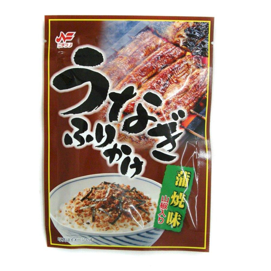 Gia vị rắc cơm cá chình Nhật Bản nướng -Khối lượng tịnh: 27g