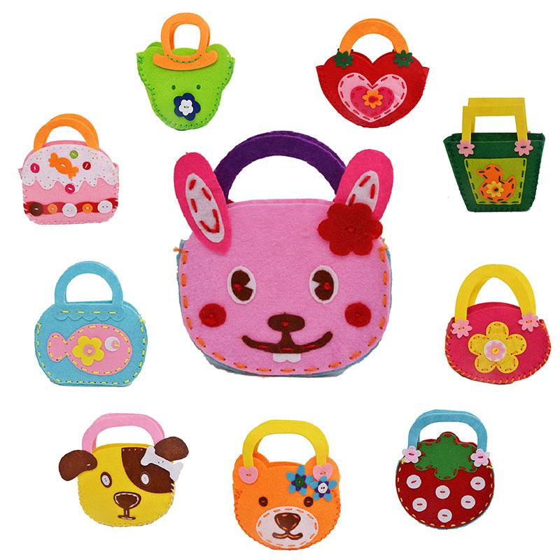 Handbags Toy Crafts Kids