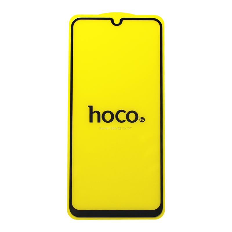 Miếng dán kính cường lực cho Samsung Galaxy A30 Hoco Full Keo