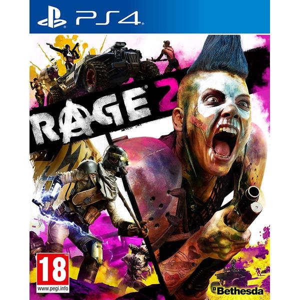 Đĩa game Playstation 4: Rage 2