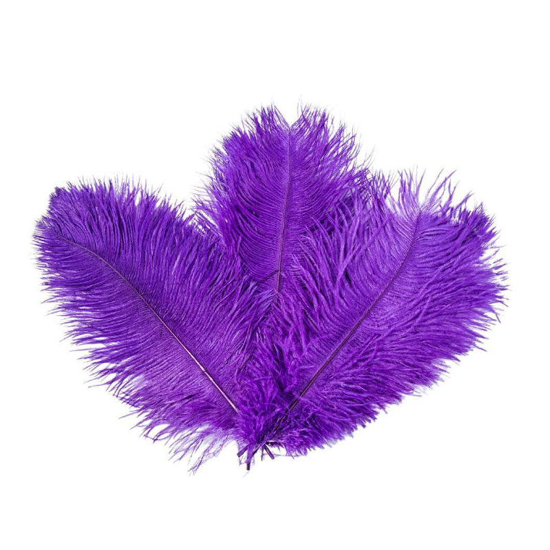 Ostrich Feathers Plume Craft 4 Color Centerpiece Home Wedding