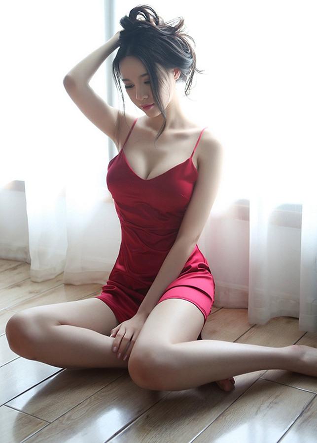 Váy ngủ lụa, Váy ngủ 2 dây, Váy ngủ trơn ( Màu đỏ) - 1466590 , 5190243567639 , 62_14263534 , 249000 , Vay-ngu-lua-Vay-ngu-2-day-Vay-ngu-tron-Mau-do-62_14263534 , tiki.vn , Váy ngủ lụa, Váy ngủ 2 dây, Váy ngủ trơn ( Màu đỏ)