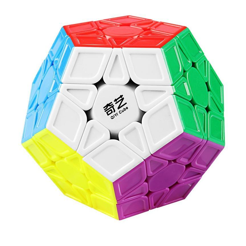 Rubik QiYi QiHeng S Megaminx ( Sculpture ) Stickerless