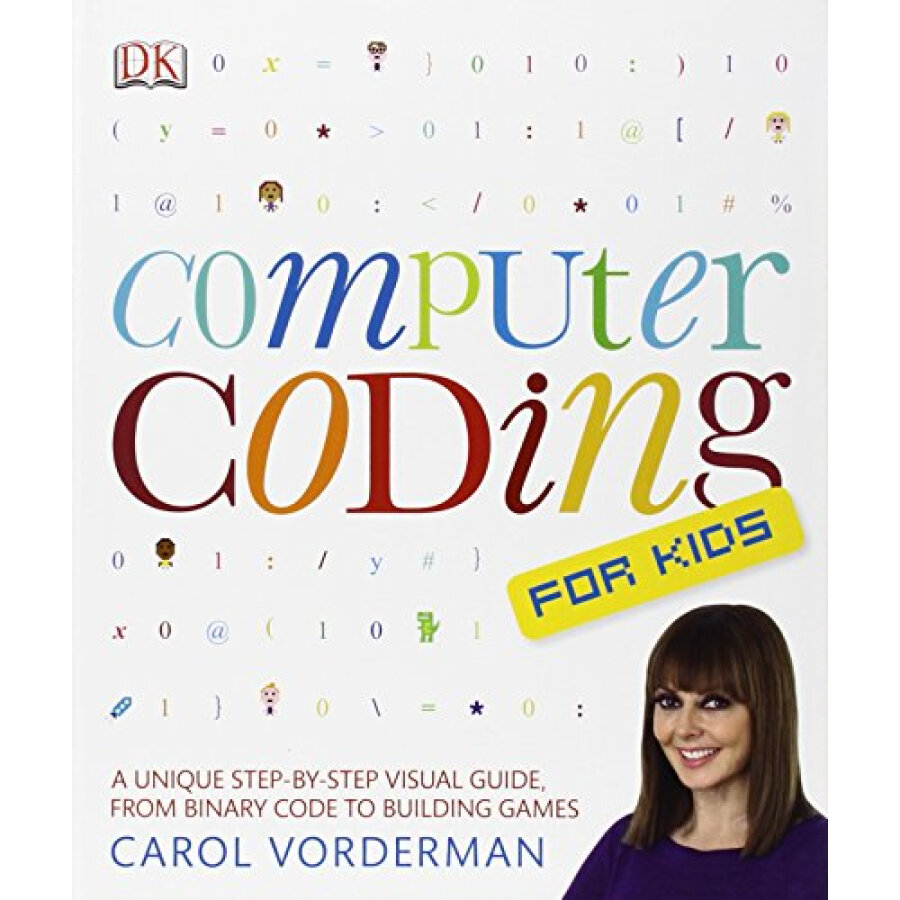Computer Coding for Kids - 1223547 , 3832411566588 , 62_5228185 , 334000 , Computer-Coding-for-Kids-62_5228185 , tiki.vn , Computer Coding for Kids